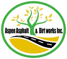 Aspen Asphalt & Dirt Works logo