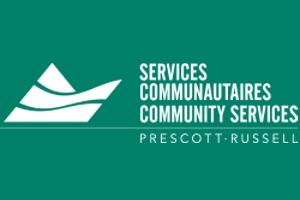 Services Communautaires Pescott et Russell logo